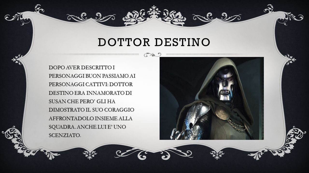 Dottor Destino