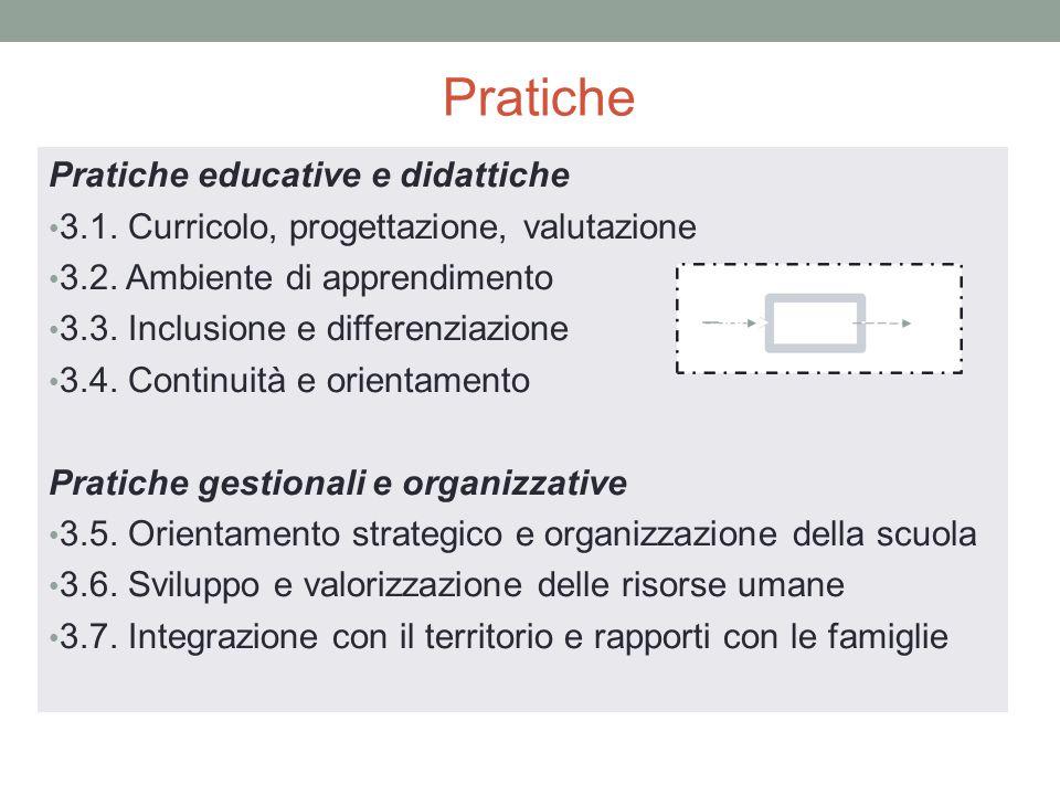 Pratiche Pratiche educative e didattiche