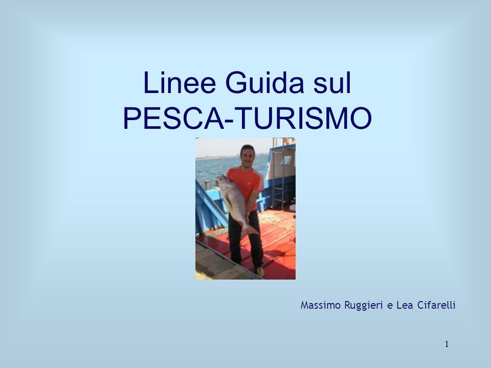 Linee Guida sul PESCA-TURISMO