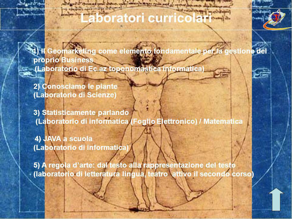 Laboratori curricolari