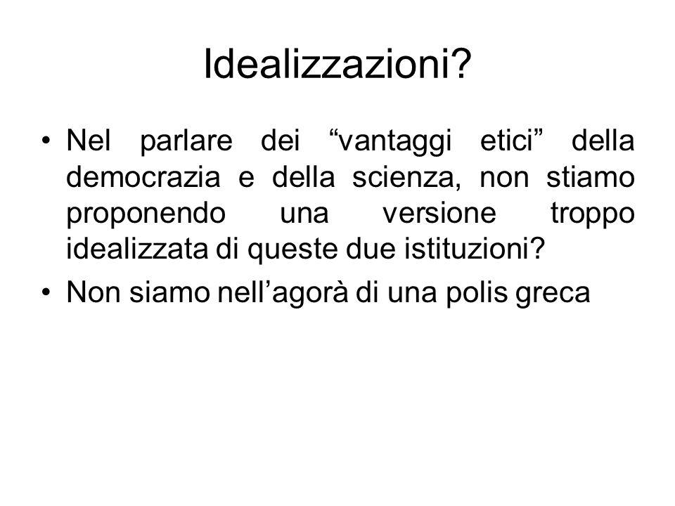Idealizzazioni