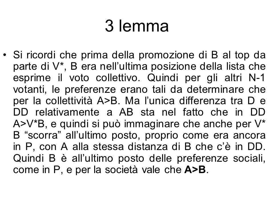 3 lemma