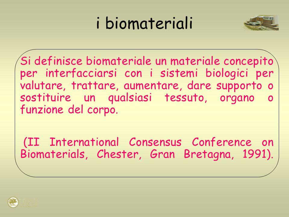 i biomateriali