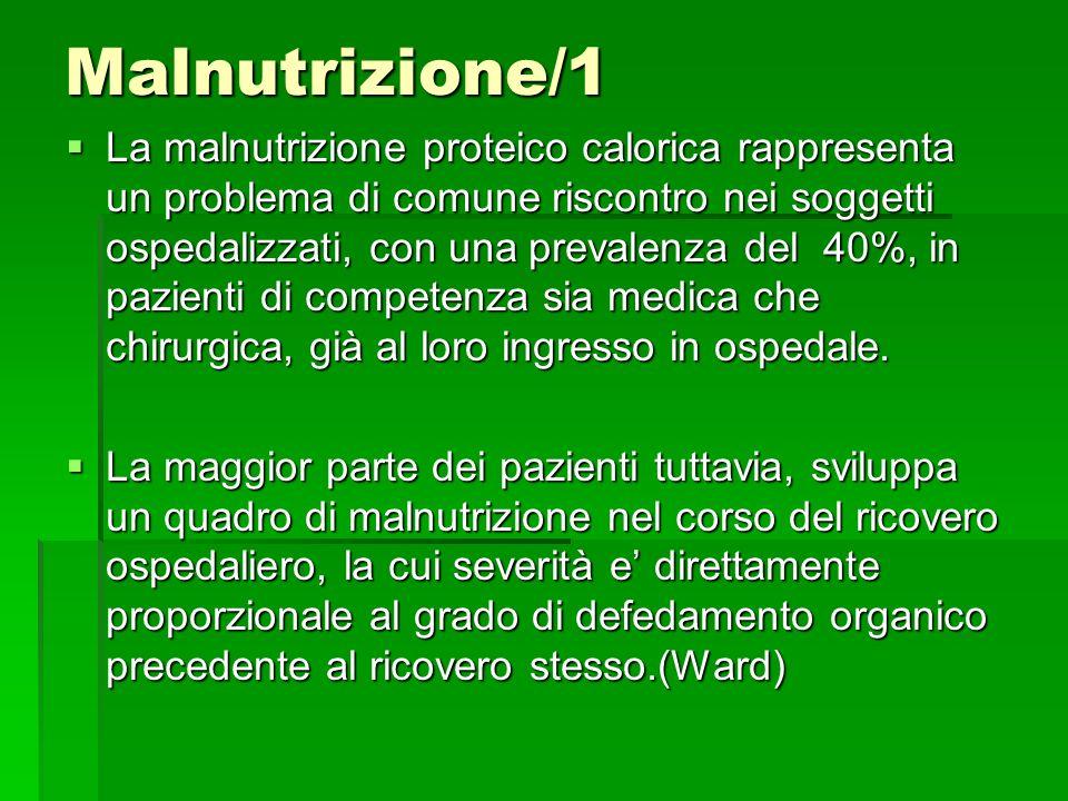 Malnutrizione/1