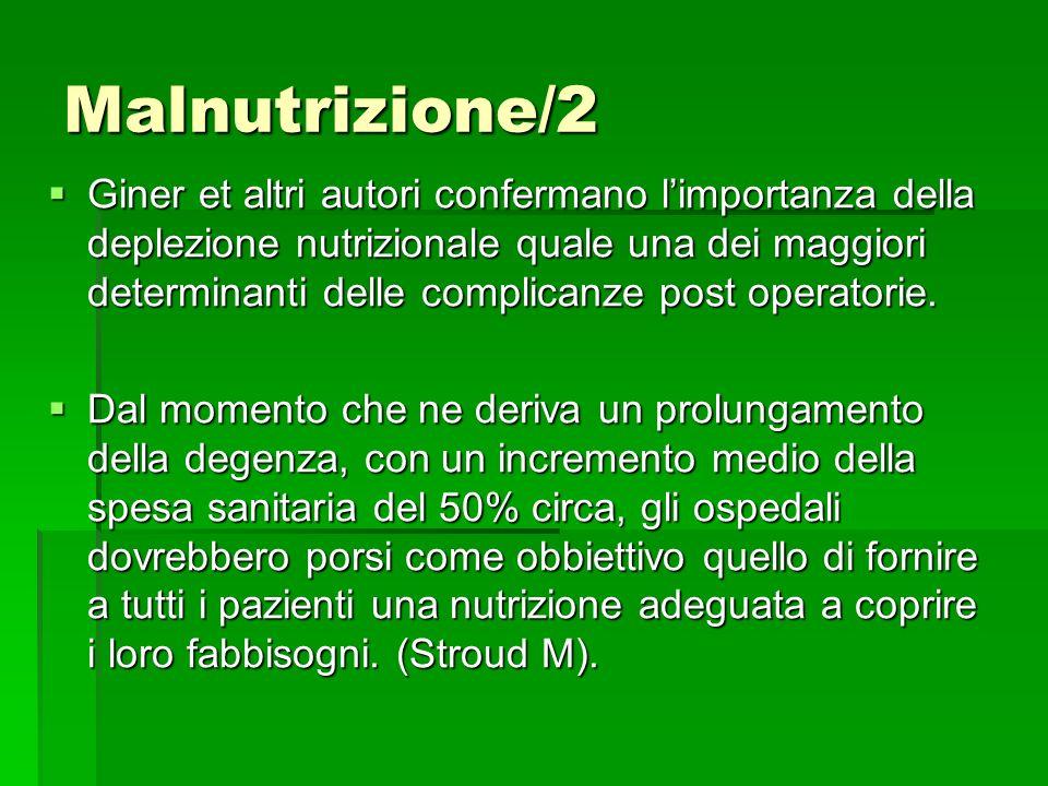 Malnutrizione/2