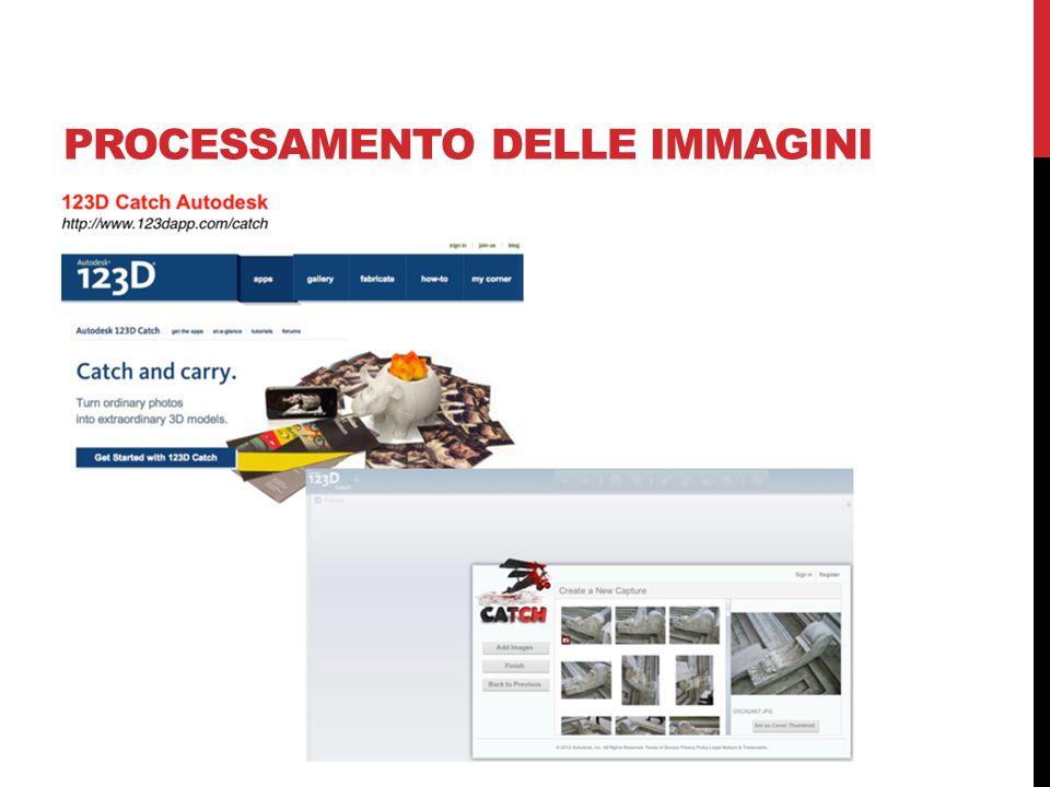 processamento delle immagini