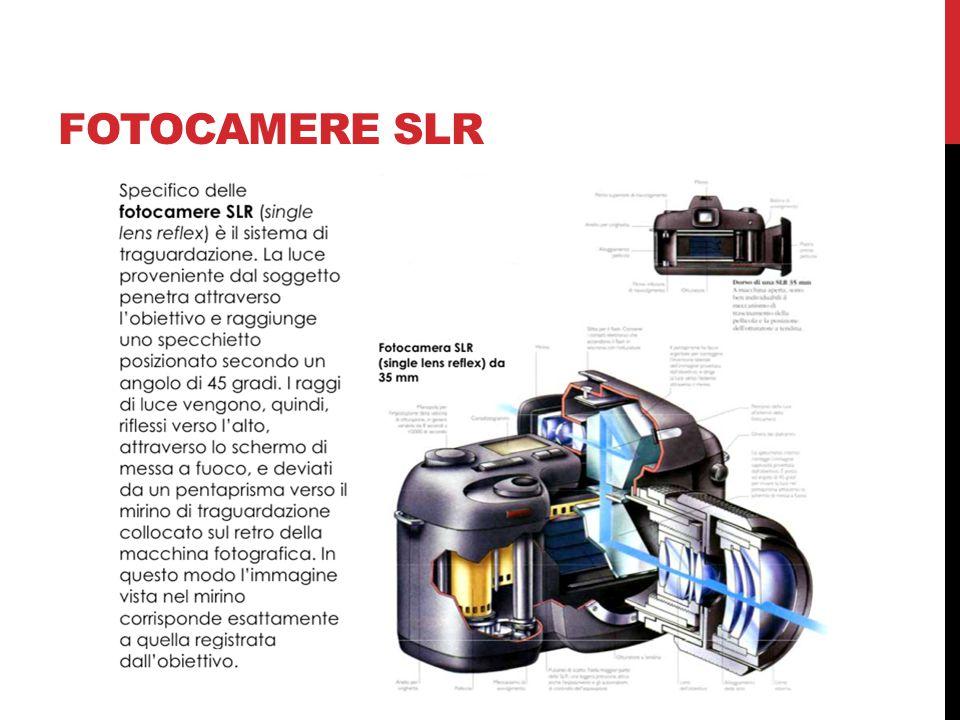 FOTOCAMERE SLR