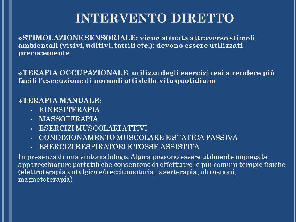 INTERVENTO DIRETTO