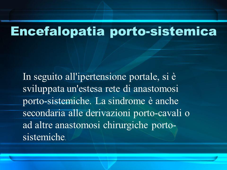 Encefalopatia porto-sistemica