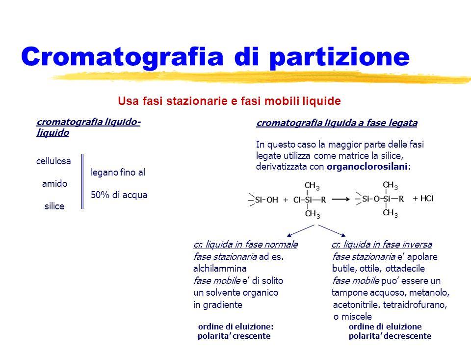 Cromatografia di partizione