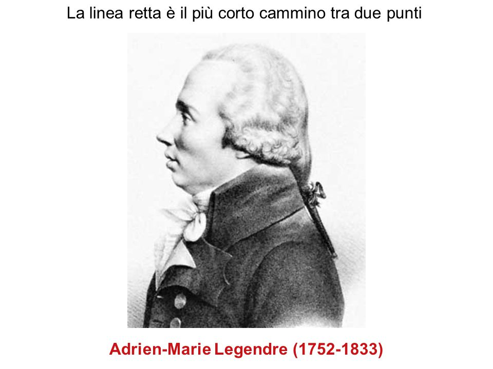 Adrien-Marie Legendre (1752-1833)