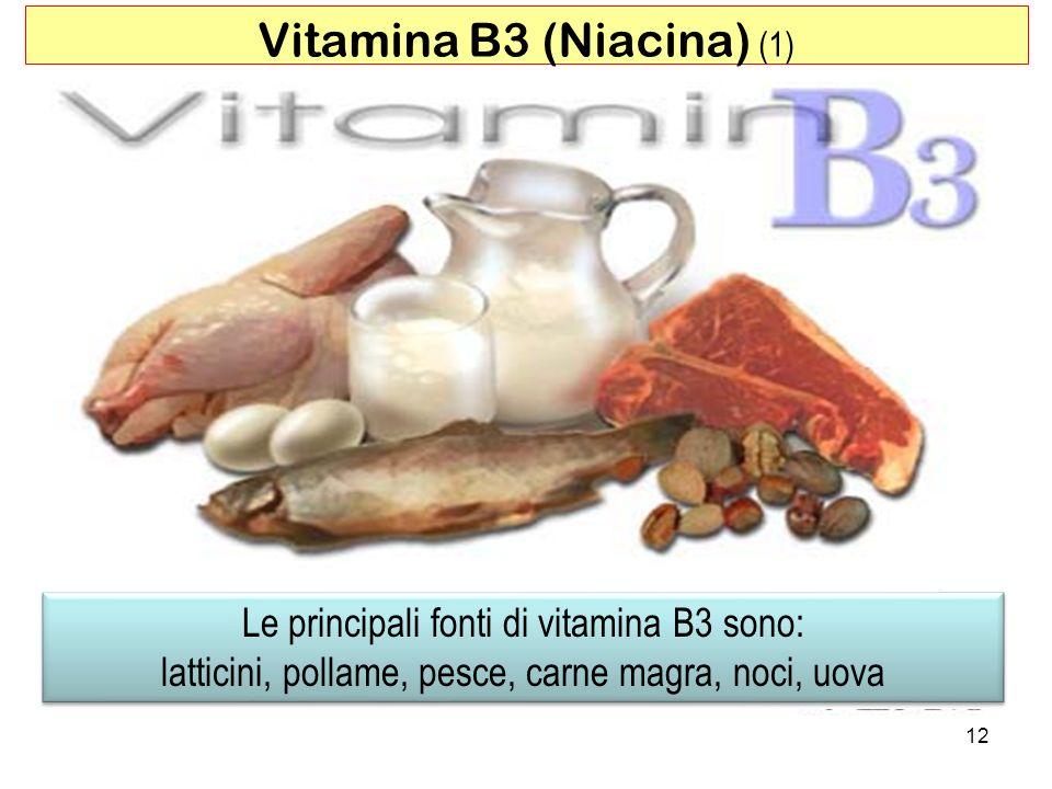 Vitamina B3 (Niacina) (1)
