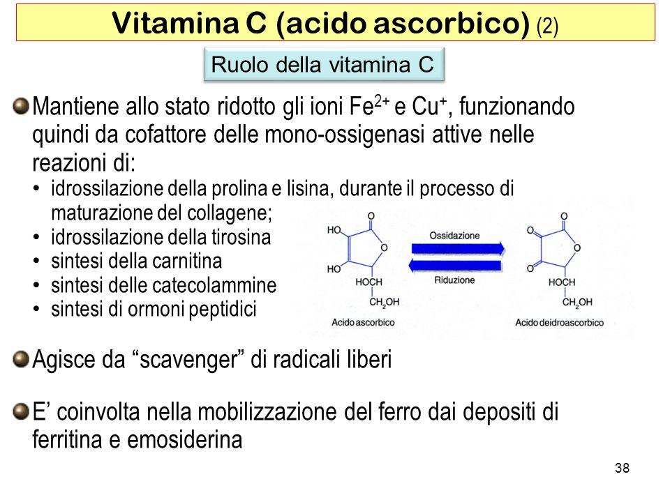 Vitamina C (acido ascorbico) (2)
