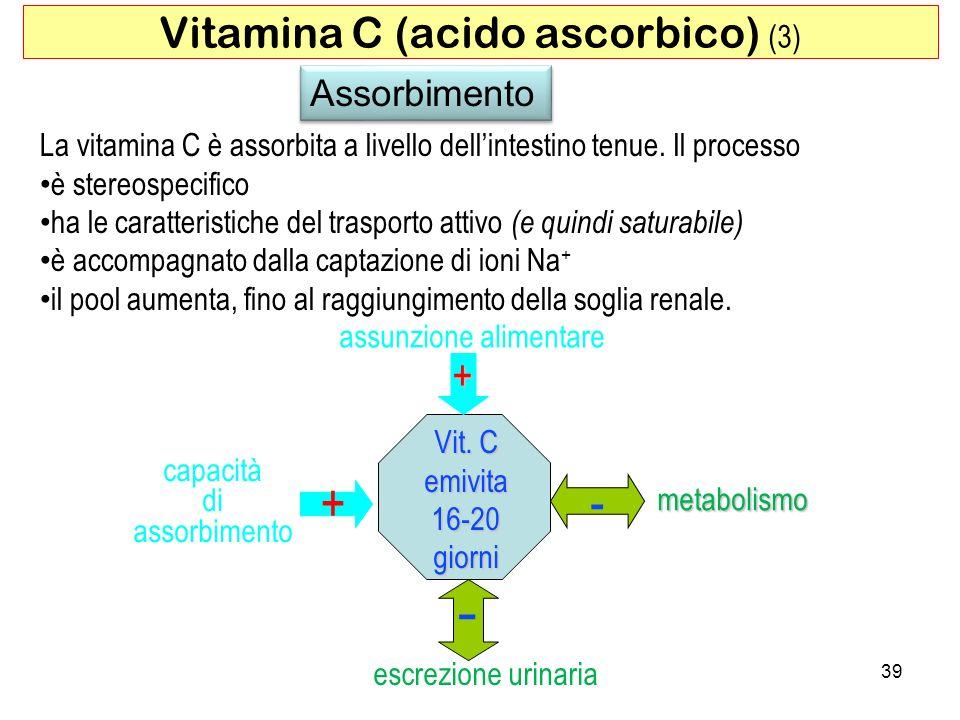 Vitamina C (acido ascorbico) (3)