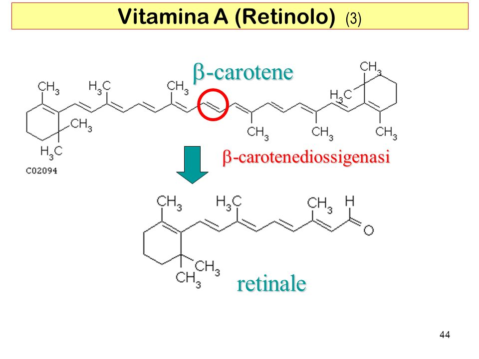 Vitamina A (Retinolo) (3)