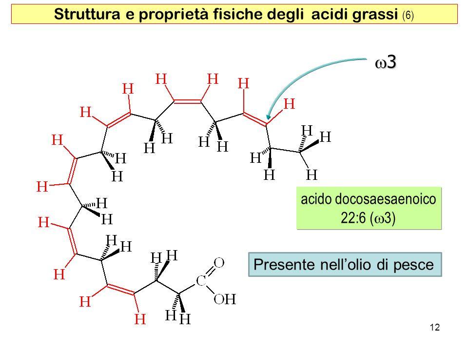 w3 Struttura e proprietà fisiche degli acidi grassi (6)