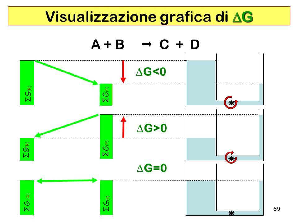 Visualizzazione grafica di DG