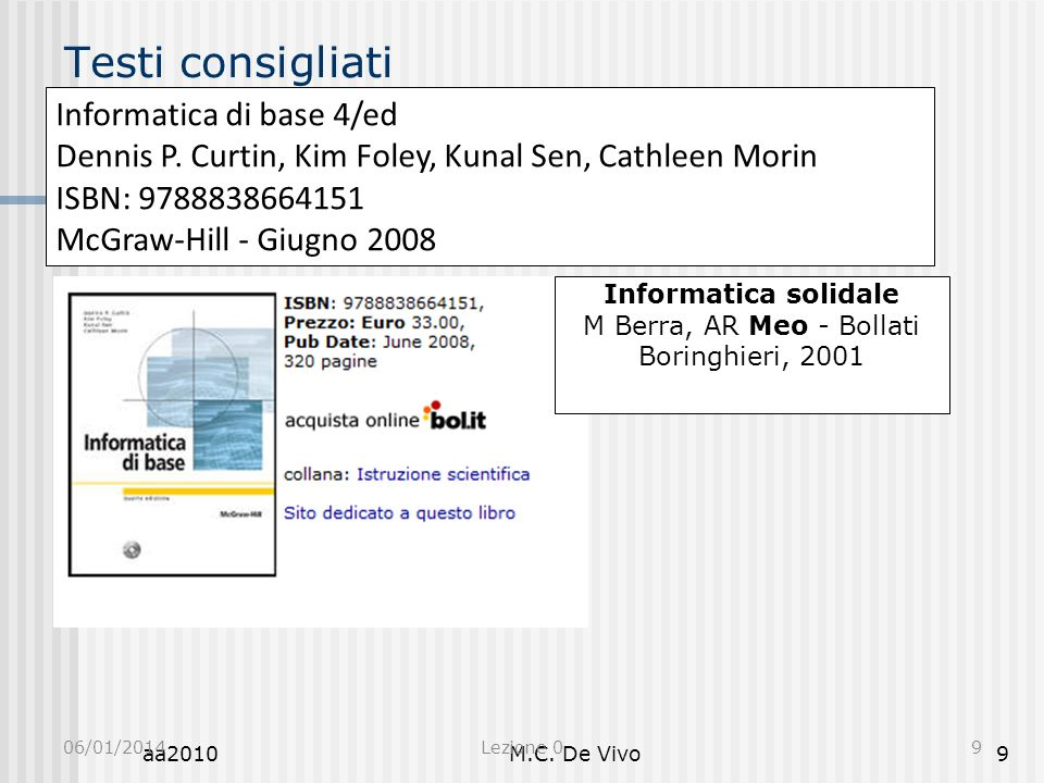 M Berra, AR Meo - Bollati Boringhieri, 2001