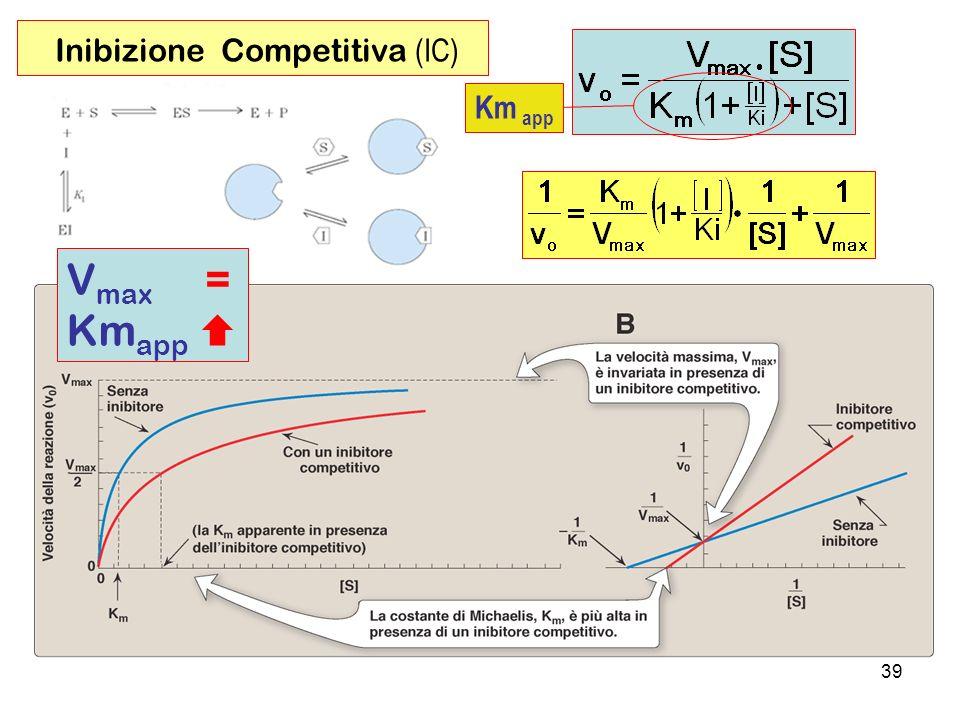 Inibizione Competitiva (IC)