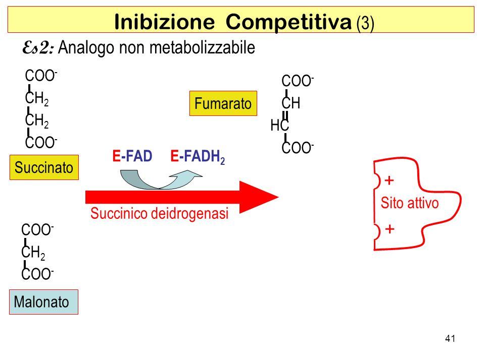 Inibizione Competitiva (3)