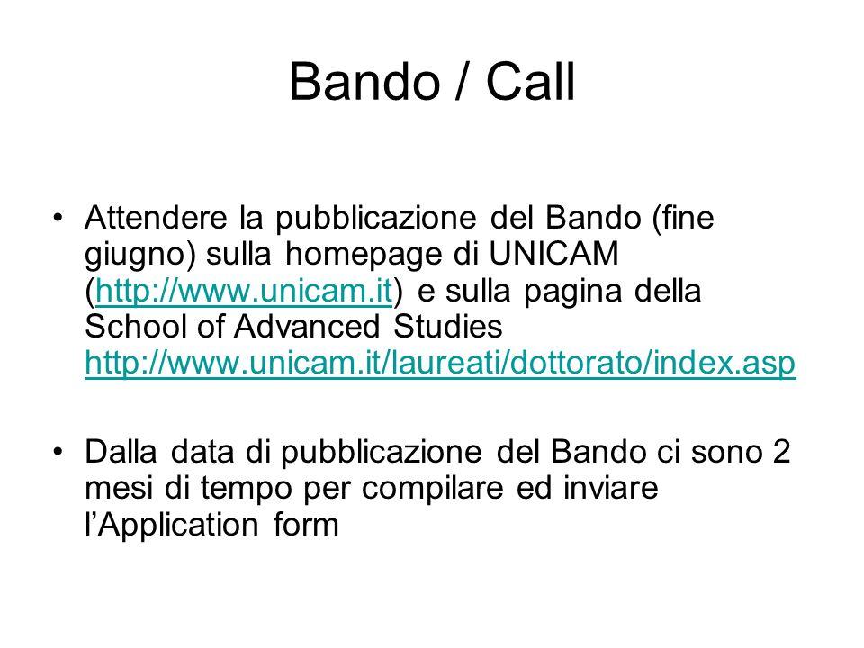 Bando / Call