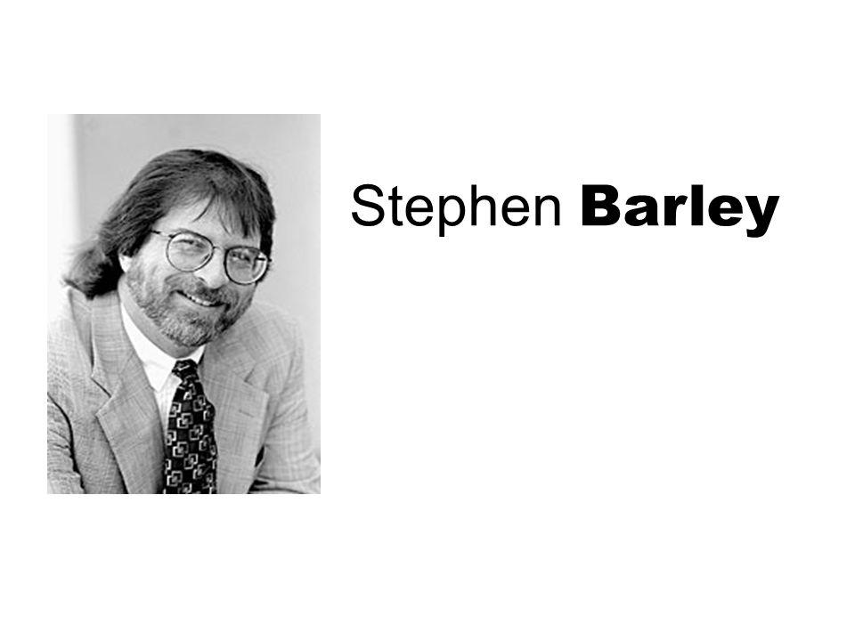 Stephen Barley