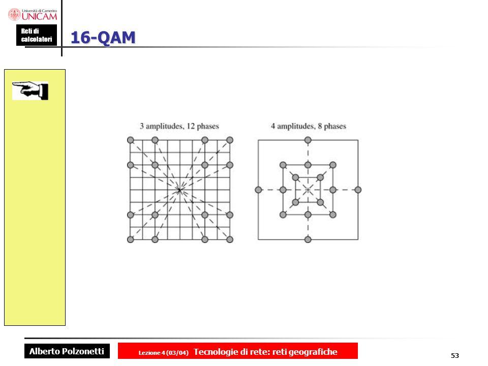 Lezione 4 (03/04) Tecnologie di rete: reti geografiche