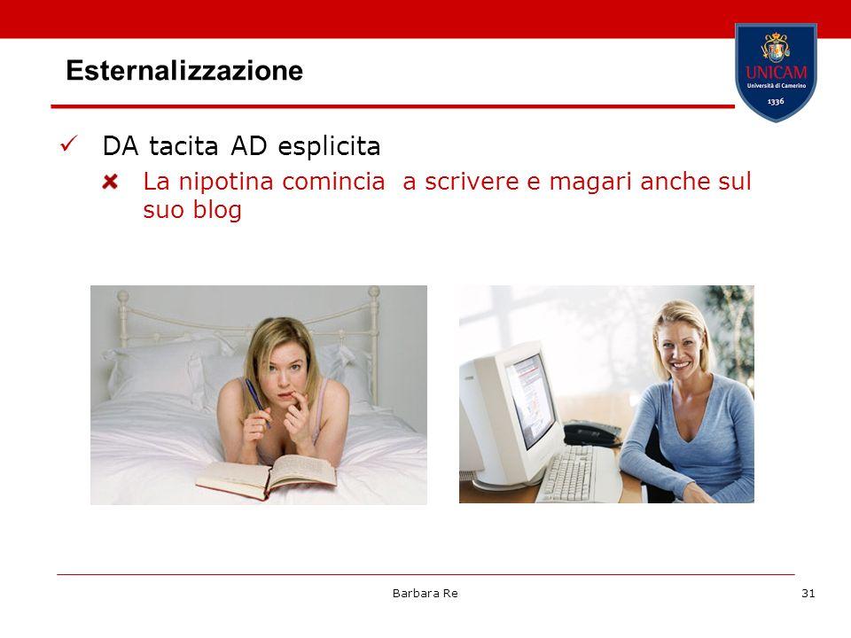 Esternalizzazione DA tacita AD esplicita