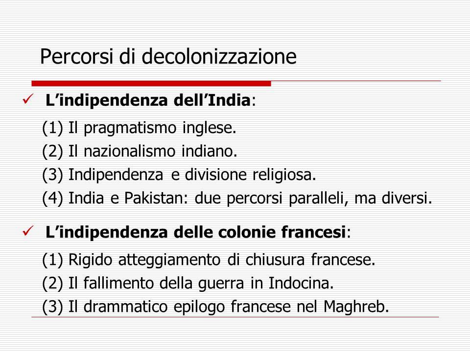 Percorsi di decolonizzazione