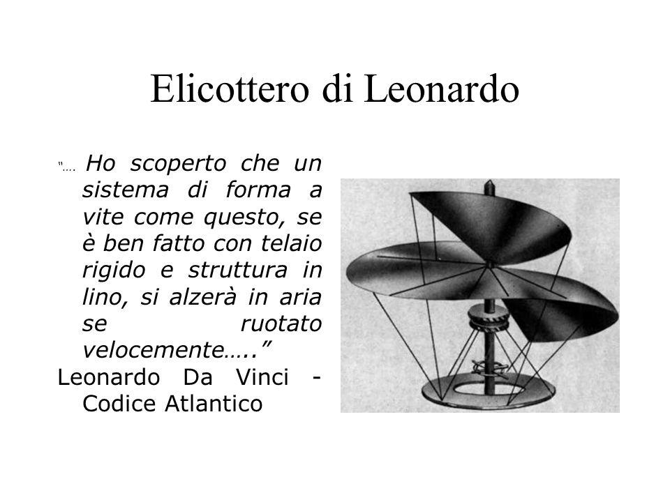Elicottero di Leonardo