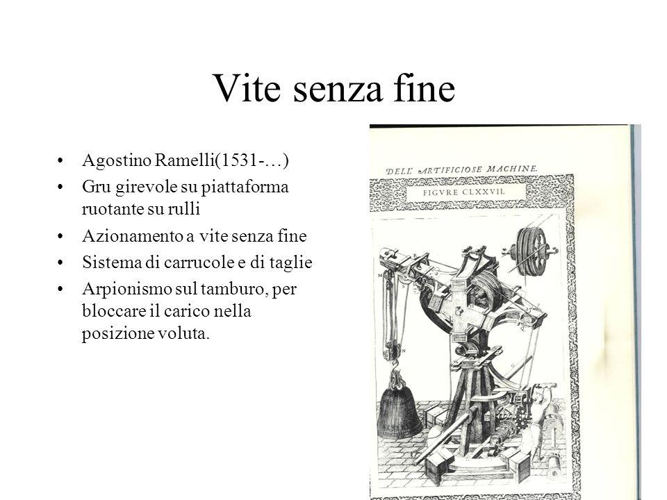 Vite senza fine Agostino Ramelli(1531-…)