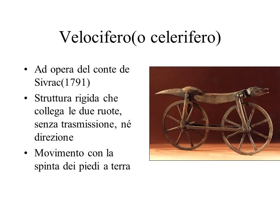 Velocifero(o celerifero)