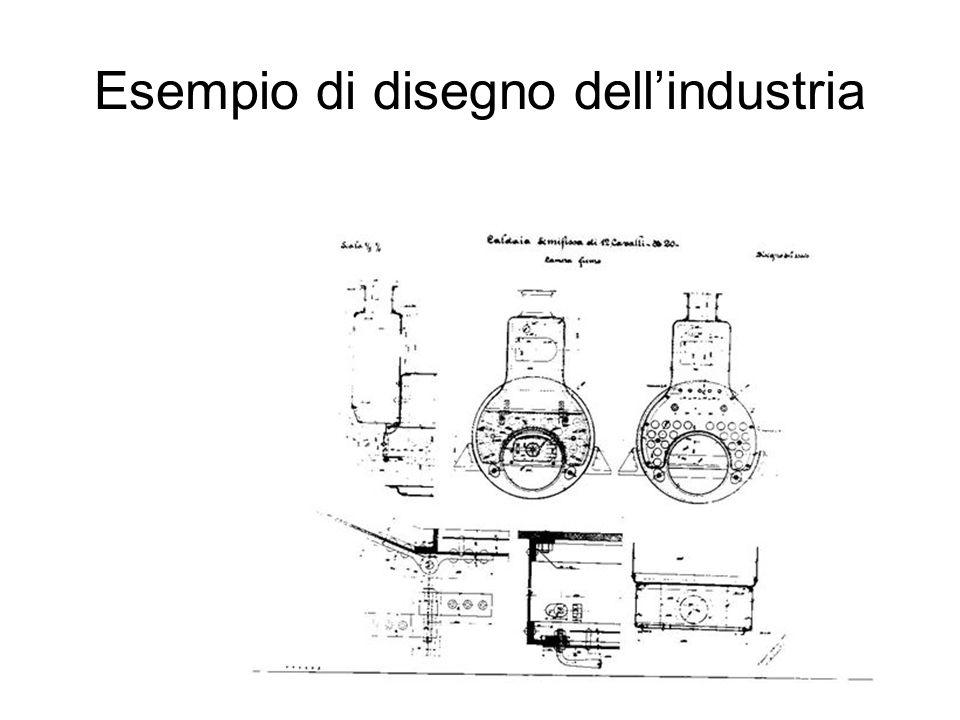 Esempio di disegno dell'industria