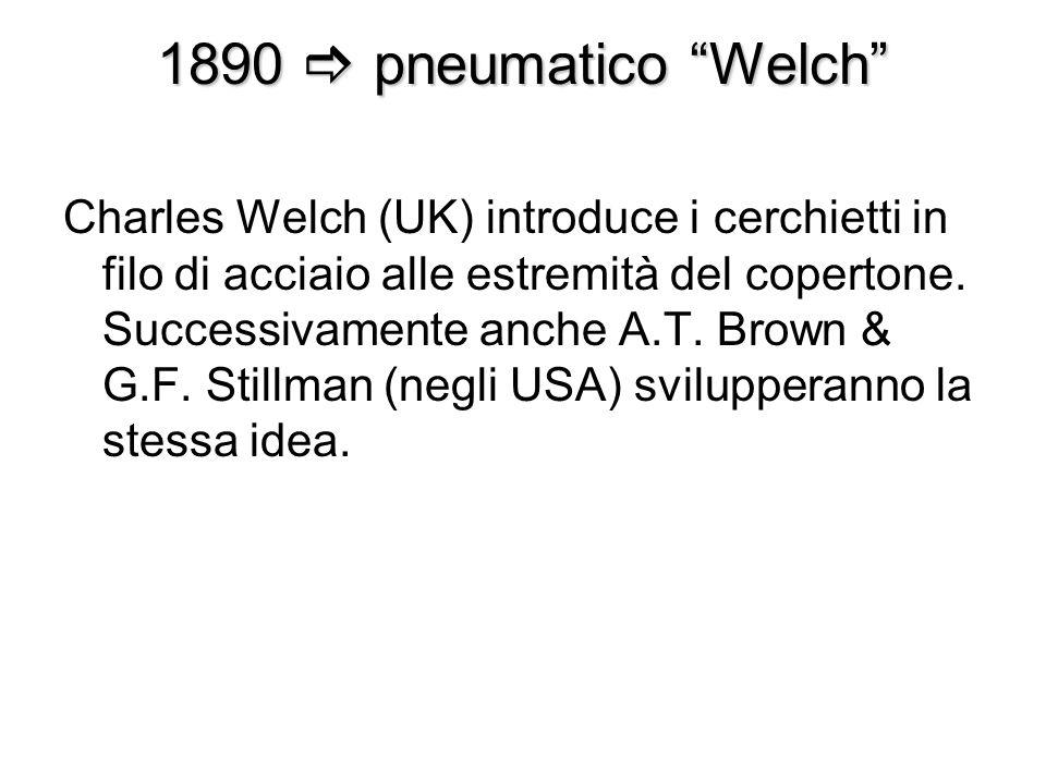 1890  pneumatico Welch