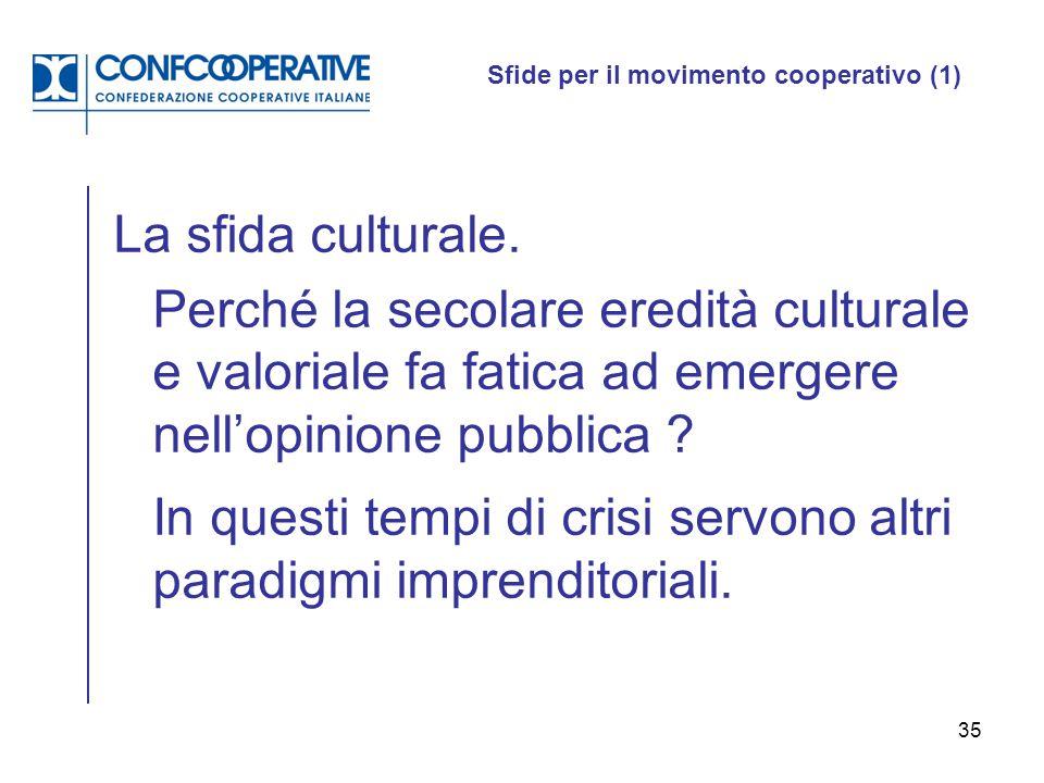 Sfide per il movimento cooperativo (1)