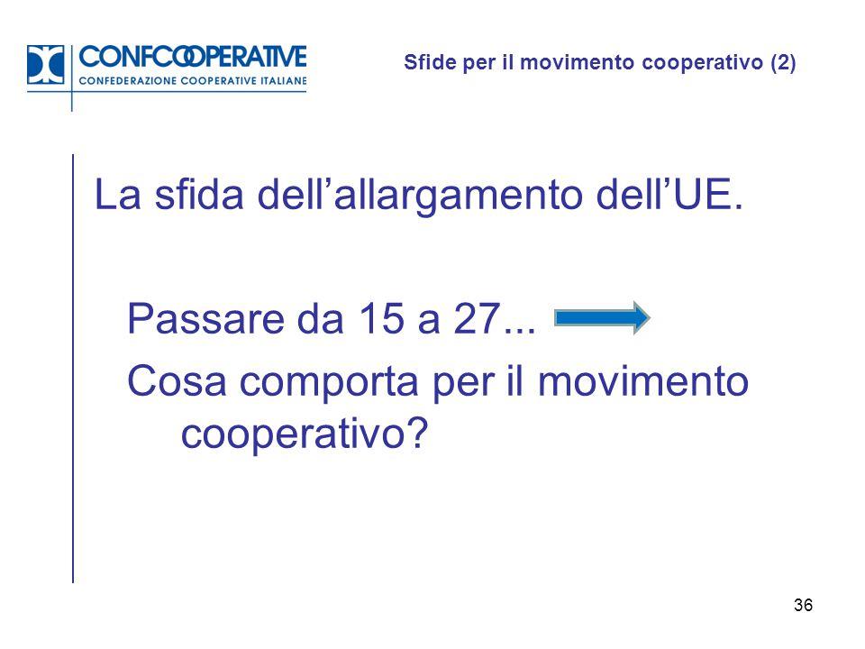 Sfide per il movimento cooperativo (2)