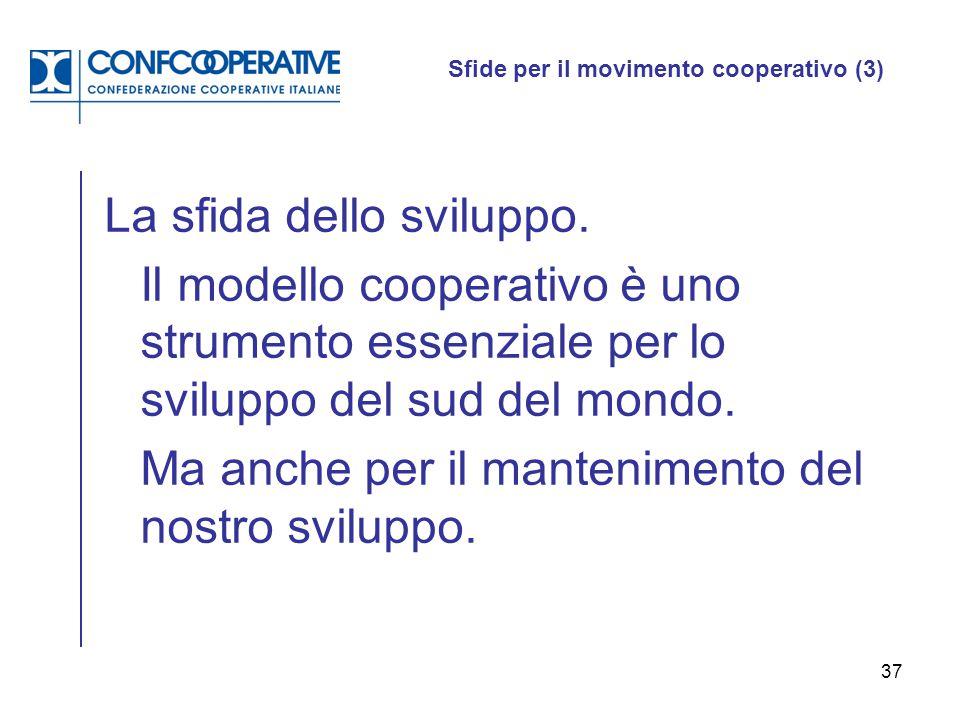 Sfide per il movimento cooperativo (3)