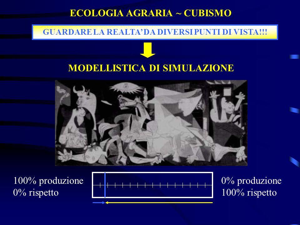ECOLOGIA AGRARIA ~ CUBISMO