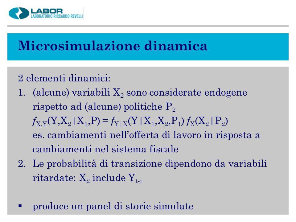 Microsimulazione dinamica