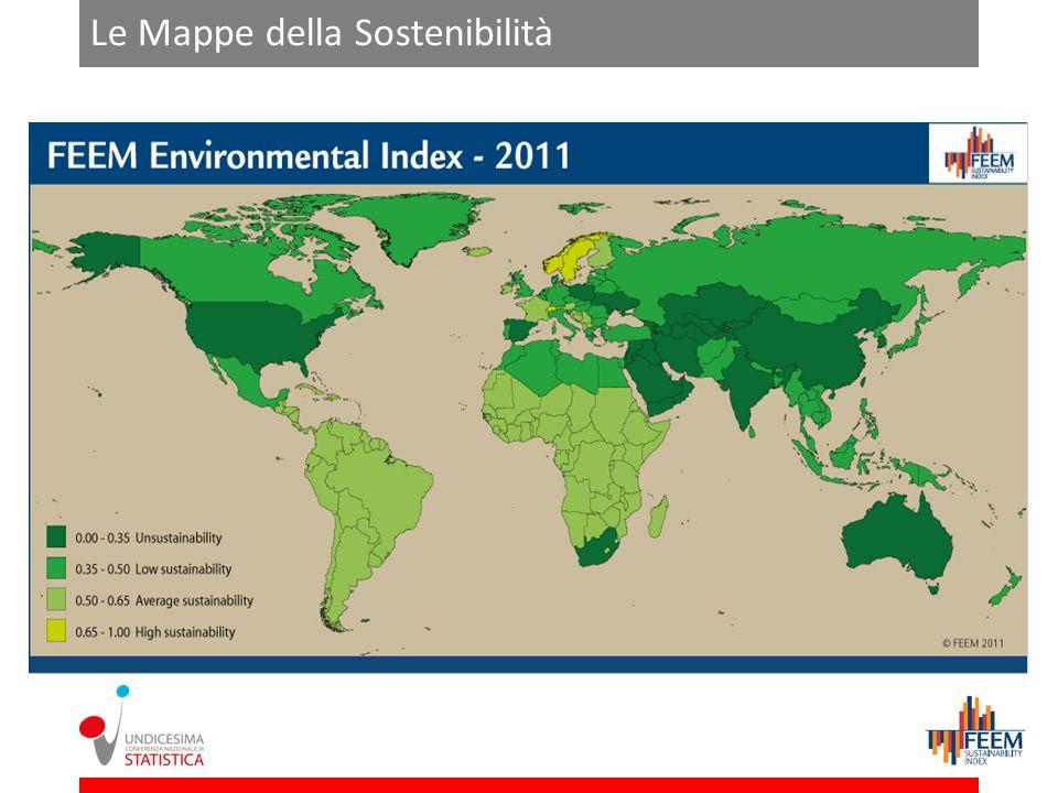 Le Mappe della Sostenibilità