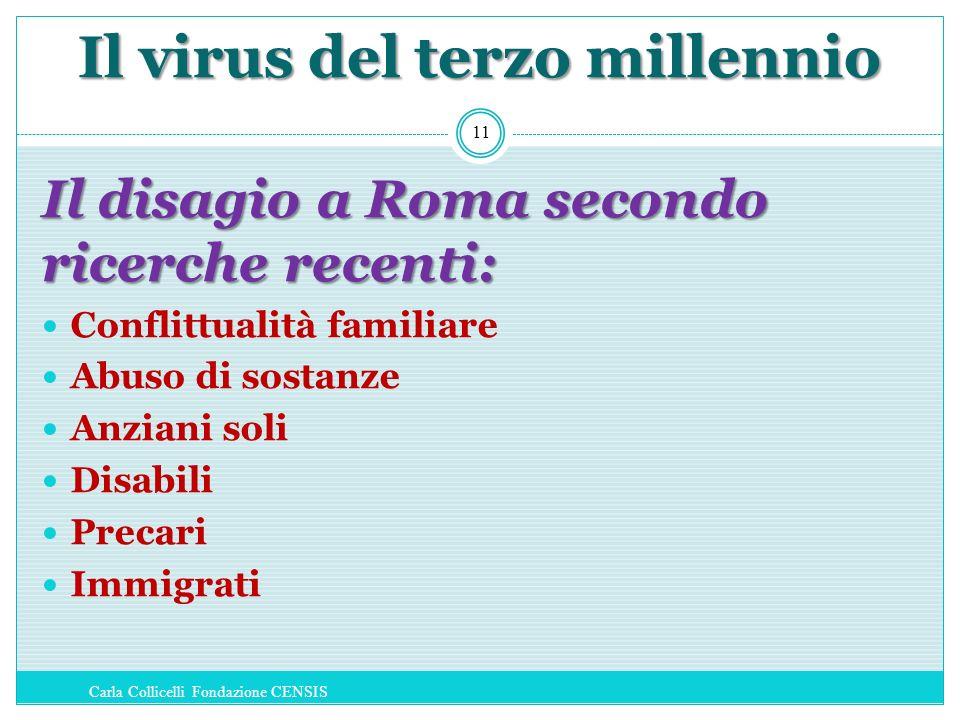 Il virus del terzo millennio