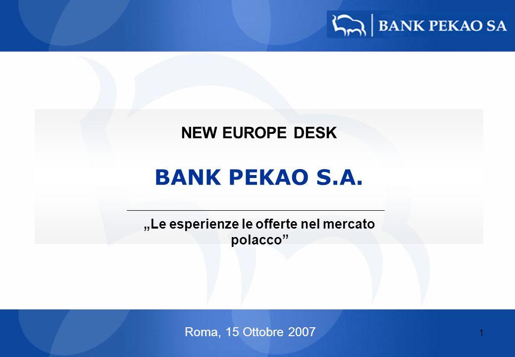 """""""Le esperienze le offerte nel mercato polacco"""