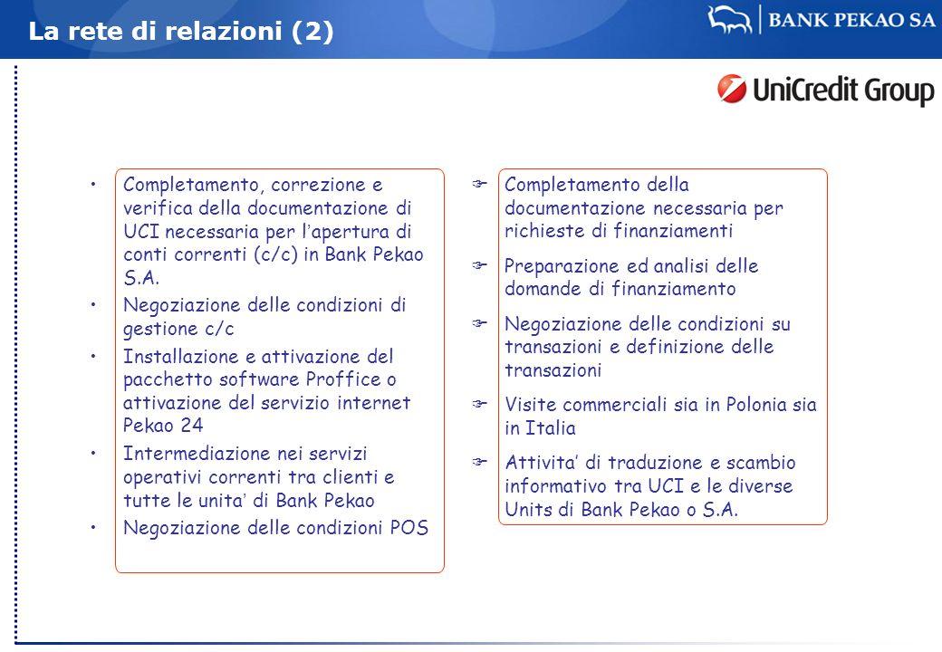 La rete di relazioni (2)