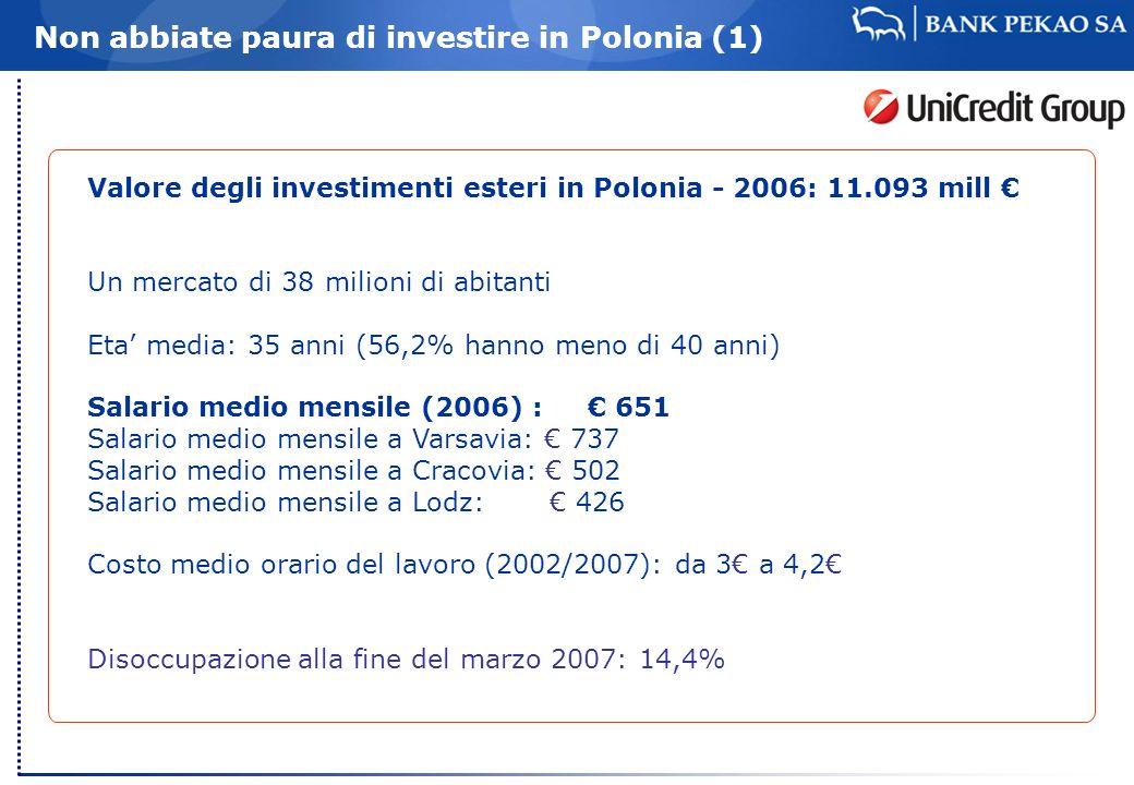 Non abbiate paura di investire in Polonia (1)