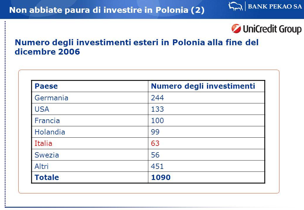 Non abbiate paura di investire in Polonia (2)