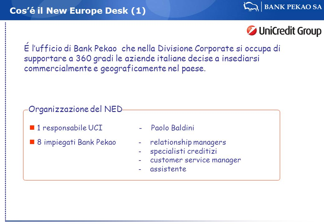 Cos'é il New Europe Desk (1)