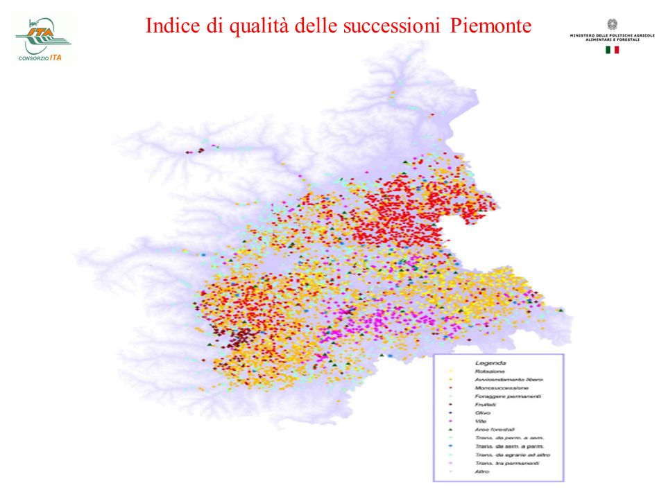 Indice di qualità delle successioni Piemonte