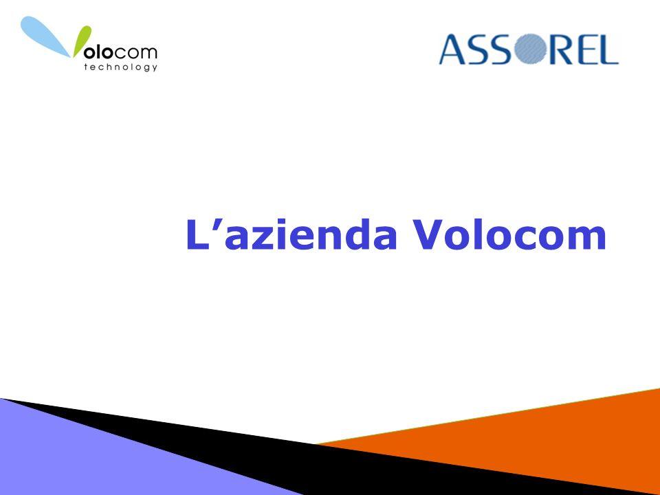 L'azienda Volocom