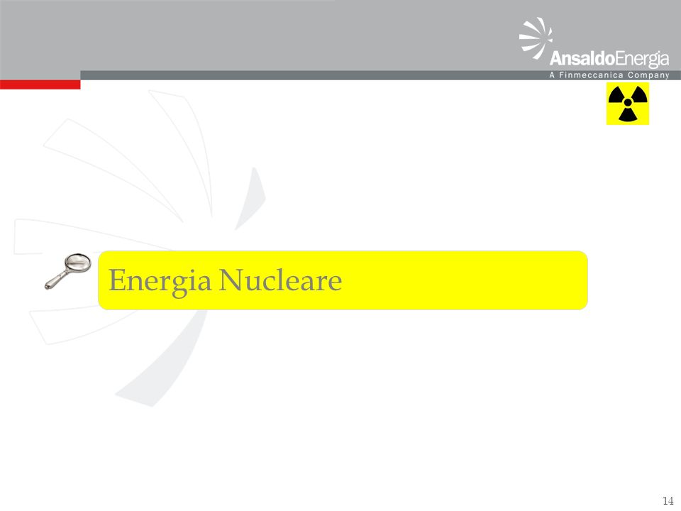 Energia Nucleare 14