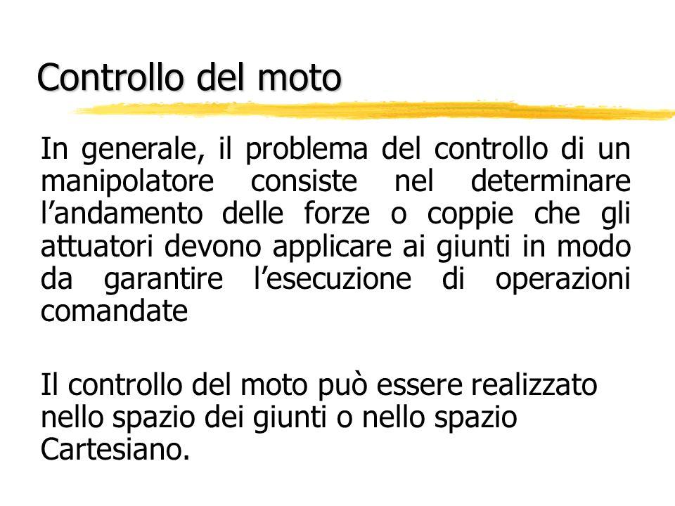 Controllo del moto